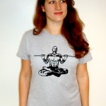 We're Working Out! T-shirt