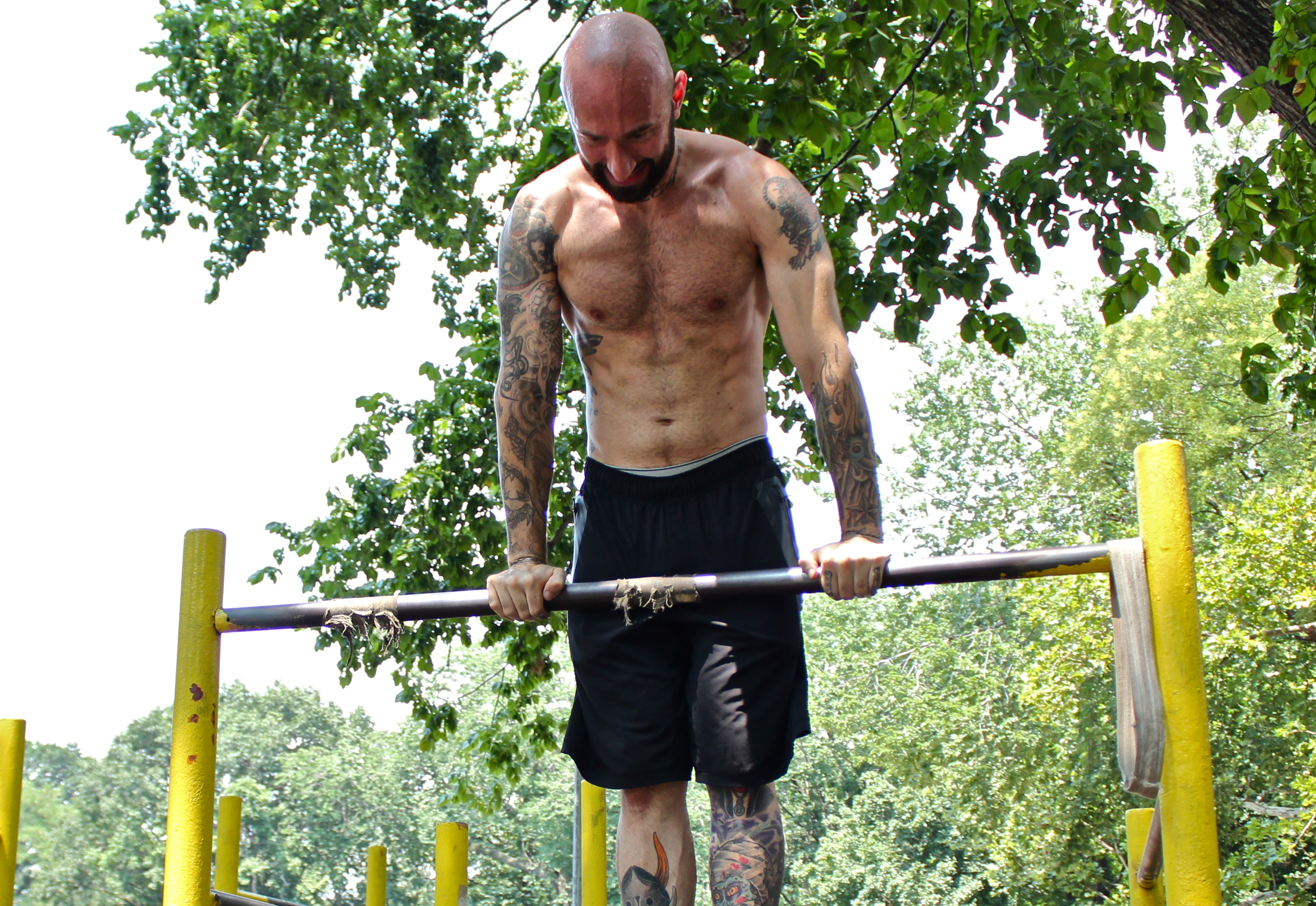 Clean Up Your Muscle-up! | Al Kavadlo